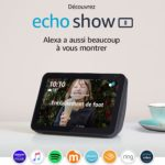 Test en français, avis et prix d'Amazon Echo Show 8 avec Alexa