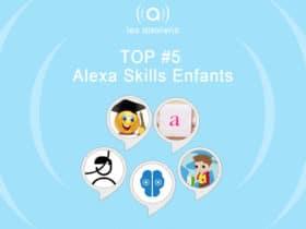Faites réviser vos enfants en jouant grâce à Alexa Echo