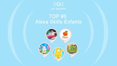 Photo of [SKILLS] Top 5 des meilleures skills Alexa pour les tout-petits !