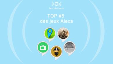 Photo of [SKILLS] Le Top 5 des meilleurs jeux sur Alexa