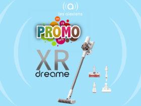 Bon plan : l'aspirateur balai Dreame XR à moins de 200€