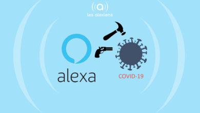 Photo of Coronavirus : comment survivre grâce à Alexa ?
