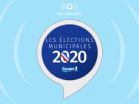 Europe 1 propose une skill permettant de suivre les élections municipales depuis Alexa