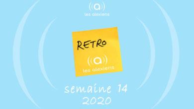 Photo of [EN BREF] Rétrospective : semaine du 30/03/2020