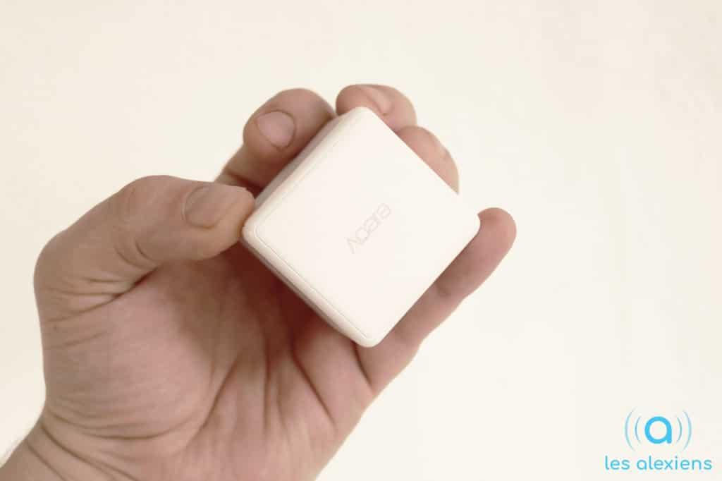 Aqara Cube : six fonctions originales