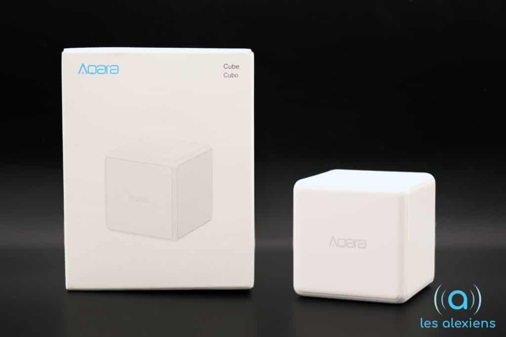 Aqara Cube : unboxing et présentation