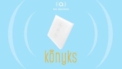 Photo of Konyks Vollo Max : l'interrupteur pour volets roulants qui en fait toujours plus !