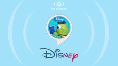 Photo of Disney Stories : une skill Alexa en collaboration avec Amazon