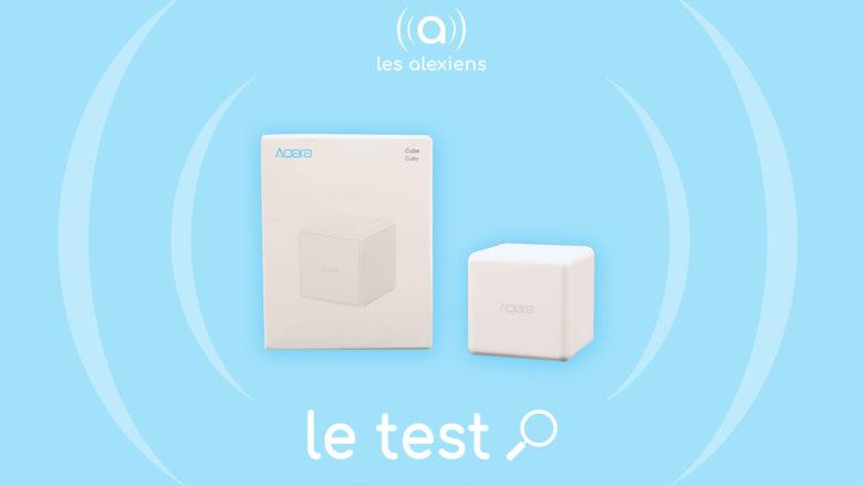 Aqara Cube : test et avis du modèle Europe bientôt disponible en France