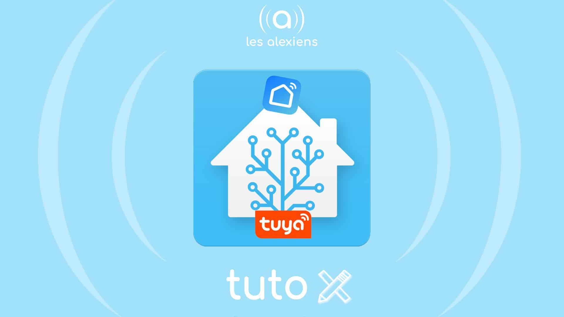 Tutoriel d'intégration Smart Life Tuya dans Home Assistant