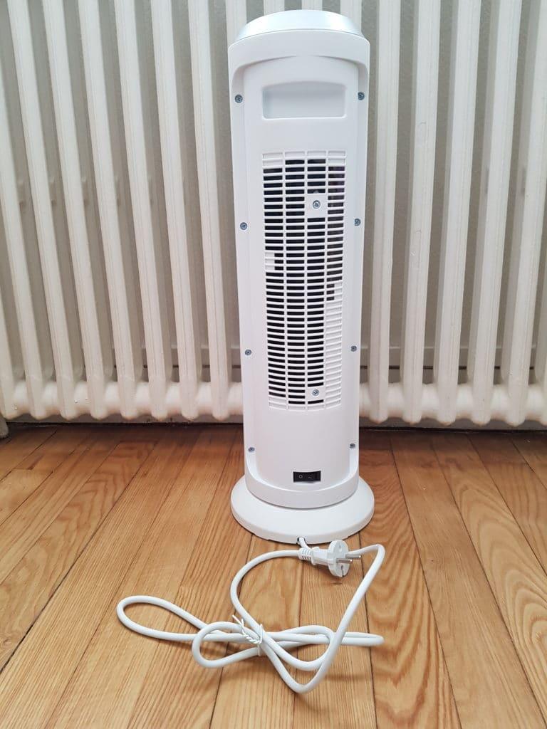 Test ventilateur connecté Bimar