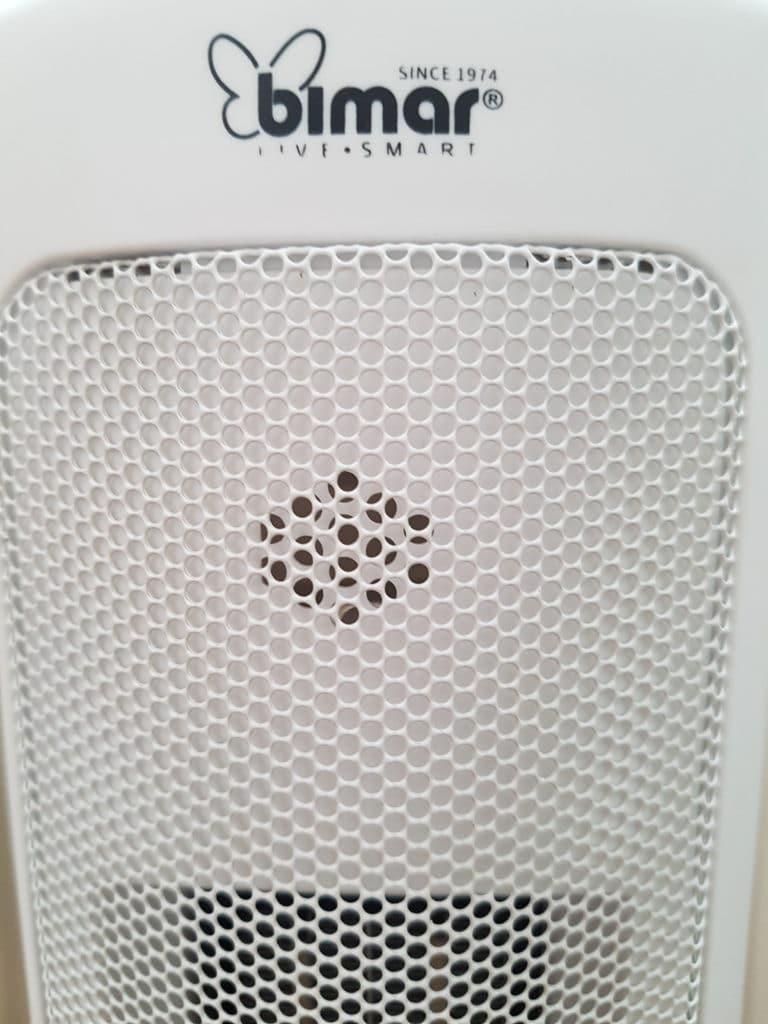 Ventilateur connecté