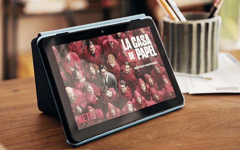 Présentation de la nouvelle tablette Amazon Fire HD 8