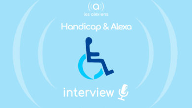 Photo of [INTERVIEW] Alexa & handicap : l'expérience de Patrick Fraleux