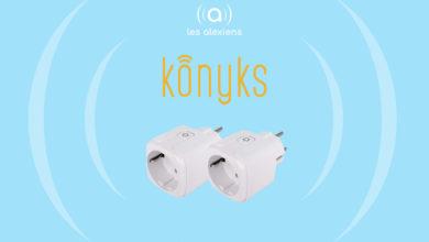 Photo of Konyks présente une nouvelle prise connectée