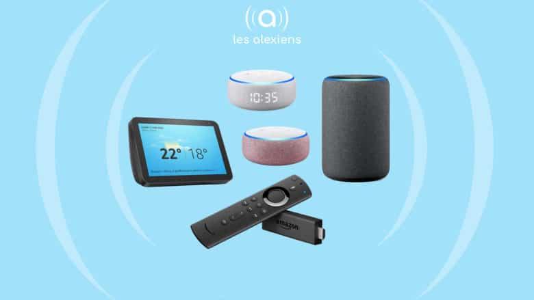 Promotions et bons plans Amazon Echo et Fire TV