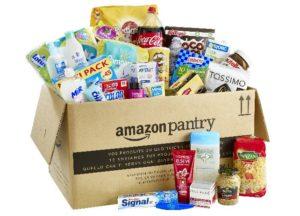 Amazon Pantry : livraison de produits du quotidien