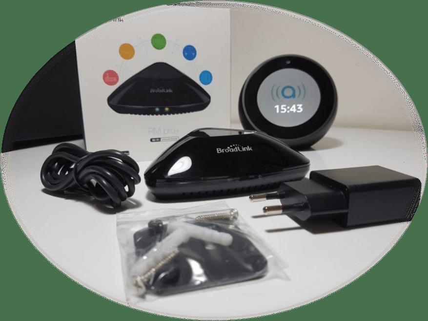 Broadlink RM Pro+ pour contrôler ses volets roulants