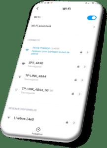 Installer un objet connecté Smart Life
