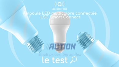 Photo of [TEST] Ampoule LSC Smart Connect : connectée et pas chère
