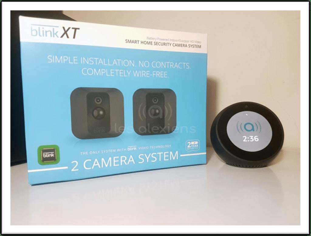 Les caméras Blink offrent un IP65