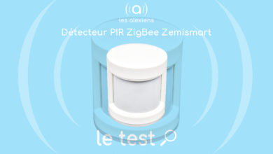 Photo of [TEST] Zemismart ZigBee PIR Sensor : un détecteur de mouvement compact et efficace