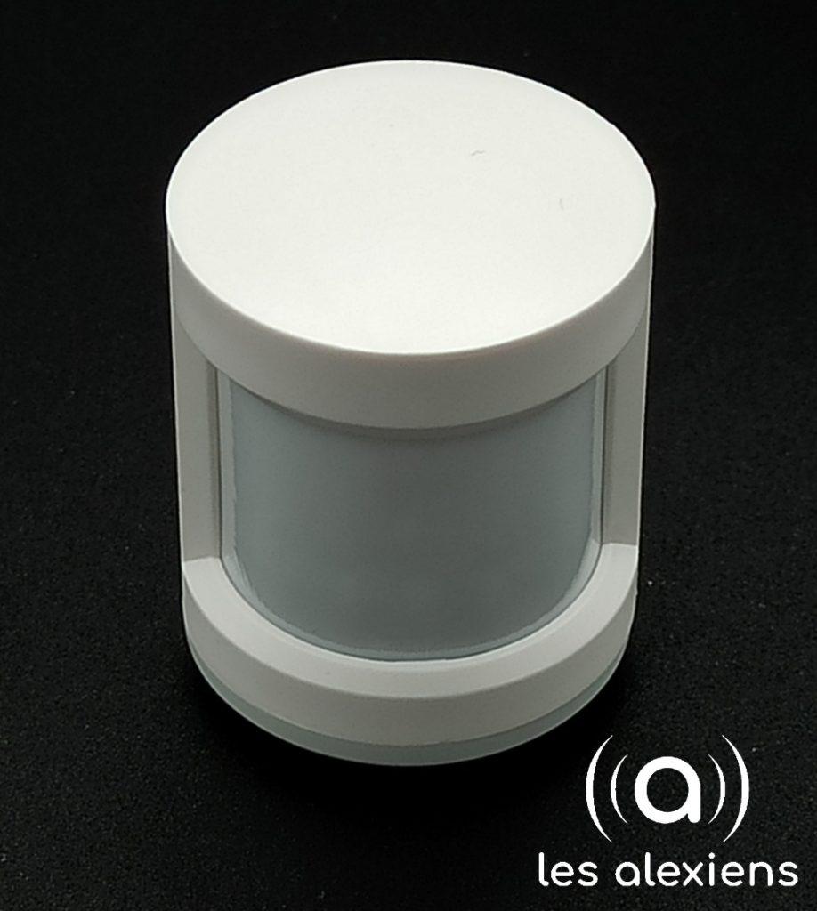 Zemismart ZigBee PIR Sensor - vue de face