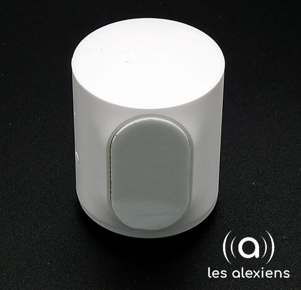 Zemismart ZigBee PIR Sensor - vue de derrière