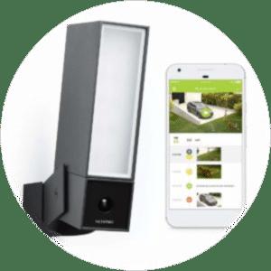 Netatmo Presence : caméra d'extérieur