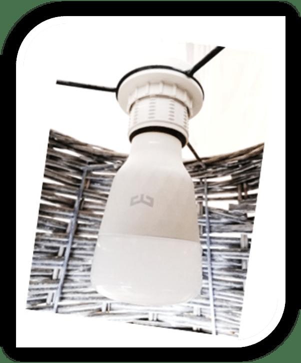 Yeelight : ampoules connectées en Wi-Fi