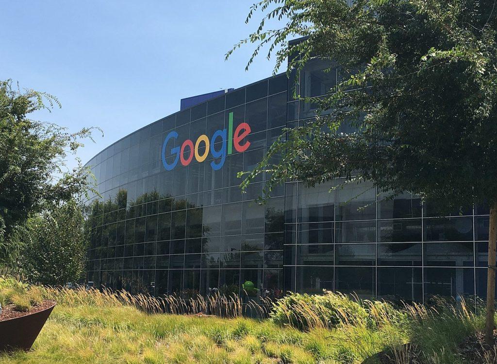 Siège social de Google : Menlo Park à Mountain View