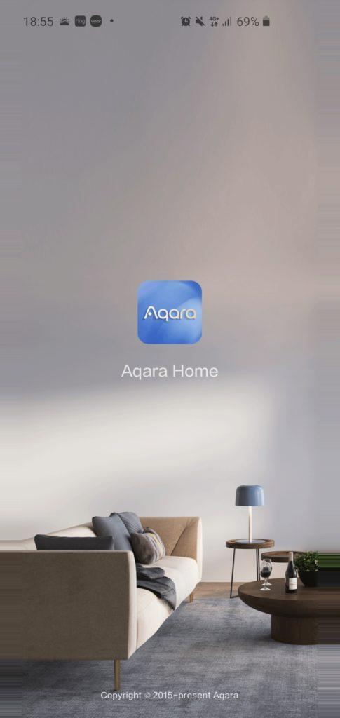 App Aqara Home Europe