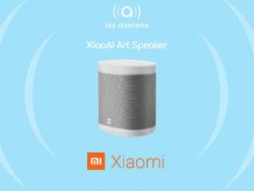 XiaoAI Art Speaker : la nouvelle enceinte connectée de Xiaomi