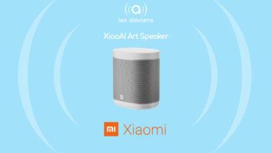 Photo of XiaoAI Art Speaker : Xiaomi présente sa nouvelle enceinte connectée
