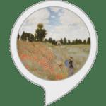 Peintures de Monet : Alexa Skill
