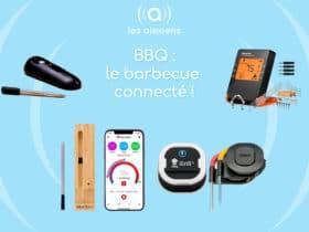 Top 5 des meilleures sondes thermomètres de cuisson connectés !