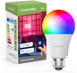 Ampoule Novostella Wi-Fi : avis et meilleur prix