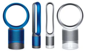 La gamme de ventilateurs connectés Dyson Pure Cool Link