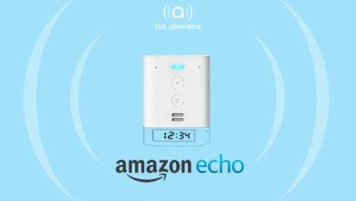 Photo of Echo Flex Smart Clock : fuite d'une nouveauté Amazon Alexa !