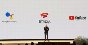 Google Assistant arrive sur Stadia