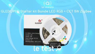Photo of [TEST] GLEDOPTO ruban LED TV : enrubannez votre téléviseur