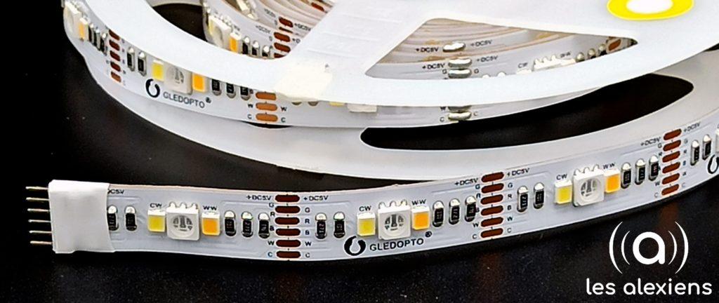 ruban LED TV de Gledopto