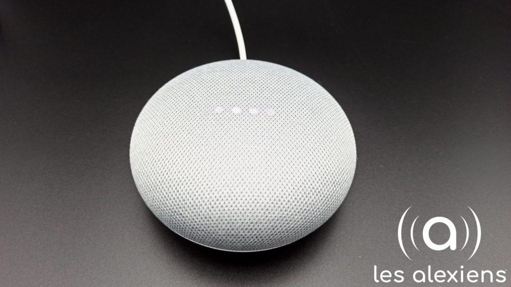 Google Nest Mini : test comparatif