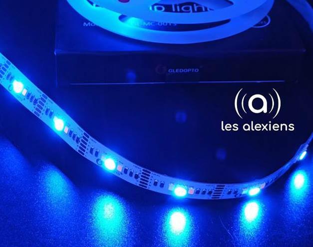 Bande LED TV