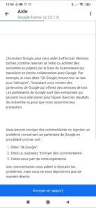 Confidentialité Google Assistant