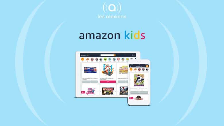 Amazon lance Amazon Kids en France