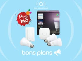 Promo bon plan Philips Hue sur Amazon.fr