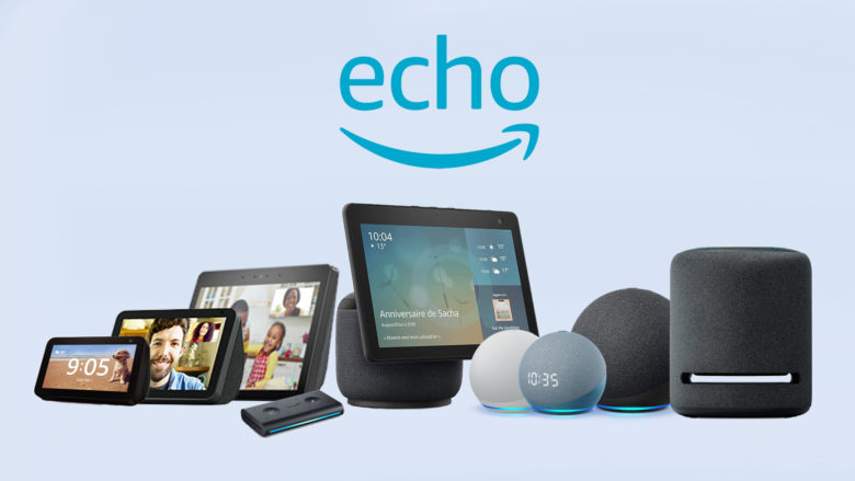Comparatif des enceintes Amazon Echo