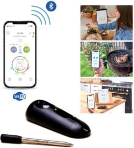 Avis sur Mastrad : sonde de cuisson thermomètre de barbecue