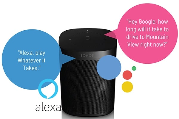Sonos attaque Google et accuse Amazon !